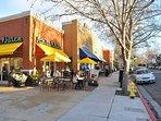 Downtown Willow Glen is just around the corner