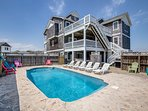 Rum Runner | 475 ft from the beach | Private Pool, Hot Tub