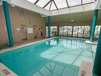 Indoor community pool