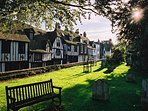 Church Square in Rye, 3 miles away, is an interesting place to explore.