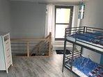 Bedroom II, 1st floor