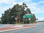 Easy access to Freeway North & South at Murdoch Train Station