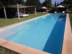 4 bedroom Villa in Es Cubells, Balearic Islands, Spain : ref 5251921