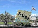 Surf Condos Entrance