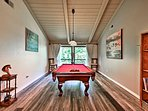 With a game room, furnished patio, and space for up to 8, this home can't be beaten.