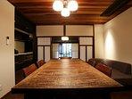 1F: Living room ①