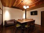 1F: Living room ②