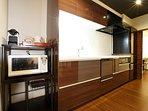 1F: Kitchen