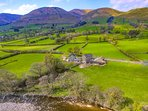 Set in shadow of the impressive Howgills, in the heart of the Yorkshire dales