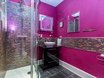 Wow factor bathroom