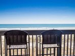 Come sit and enjoy this oceanfront condo at Sea Cloisters in Surfside Beach