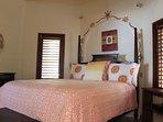 camera da letto Giardino