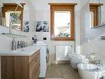 Modern shared bathroom