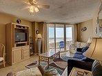 Living Room - Balcony Access