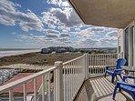 Balcony - Living Room & Bedrooms