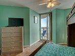 2nd Bedroom - Balcony Access
