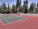 Agate Bay Tennis Courts - Summer Only
