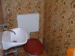A1(4+1): toilet
