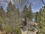 Gaze out at Lake Arrowhead as you stay at this mountain retreat!