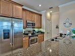 1st Floor - Kitchen Feat. Stainless Steel Appliances
