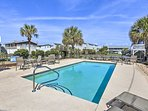Boasting a private pool in a great area, this vacation rental for 14 has it all.