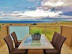 Arcadia, beach front, uninterrupted ocean views, tranquil