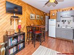 Living/Kitchen/Dining Area III