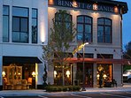 Fabulous shops at Vickery Village,only 2.5 miles away with shops,restaurants,bars
