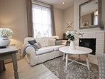 We hope you love the look & equally enjoy the relaxing living room with a large flat screen /Sky/DVD