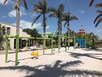 New Kids Playground Area, Largest in all of Key Largo