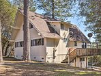 This Pine Mountain Lake cabin has 2 bedrooms, 3 baths and sleeps 10!