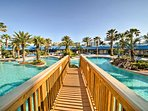 Within The Palms of Destin Resort, you'll have access to many amazing amenities!