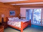 Cabin Theme Studio King Bed #410