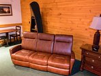 Cabin Theme Studio Seating Area #410