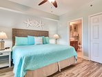 Laketown Wharf 1520-Bedroom with King Bed