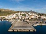 Gavrion Port