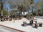 Litchfield Retreat Grill Area