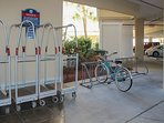 Luggage and Bike racks