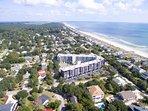 North Litchfield Beach Aerial View
