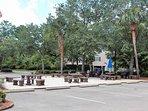Litchfield Retreat Grill Area 02