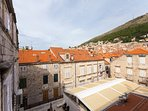 Spectacular views of the city and of Dubrovnik's famous red roofs!