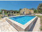 2 bedroom Villa in Valtura, Istria, Croatia : ref 5535843