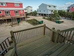 100 feet to private boardwalk and beach