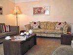 Spacious ground floor lounge