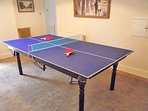 Converting to table tennis table