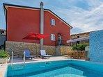 2 bedroom Apartment in Ferenci, Istria, Croatia : ref 5607107
