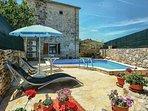 2 bedroom Villa in Fabci, Istria, Croatia : ref 5564568