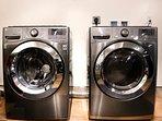 New 2018 LG Washer/Dryer!