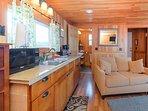 Anchor suite Kitchenette