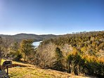 Enjoy views of Table Rock Lake from this Eagle Nest Resort condo.